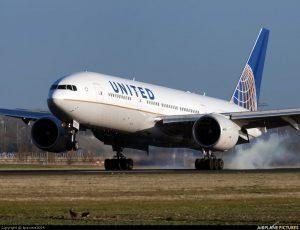 United Airlines rivede al rialzo le stime di utile per il 2019