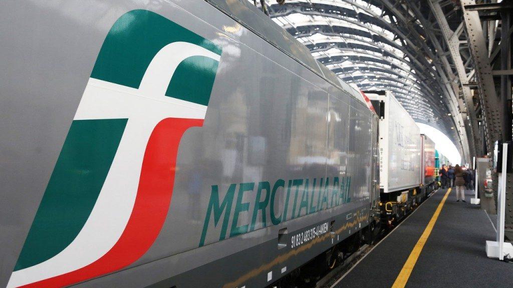 Fs: inaugrato il nuovo servizio all freight gestito da Mercitalia