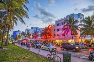 Record di arrivi per Miami: 16.5 milioni di visitatori per un + 3.5%