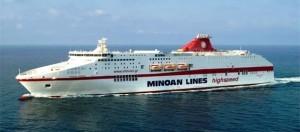 Minoan Lines, ricavi e passeggeri in crescita nel 2017