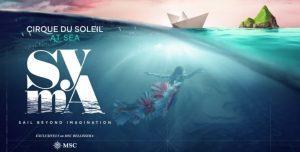 Msc Crociere e gli spettacoli de Le Cirque du Soleil
