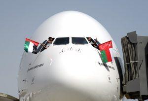 Emirates sulla Dubai-Muscat: la tratta più breve al mondo operata con A380