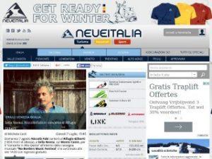 Valica sigla una partnership con il portale Neveitalia.it