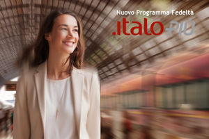 The Next Solution curerà il programma loyalty di Italo