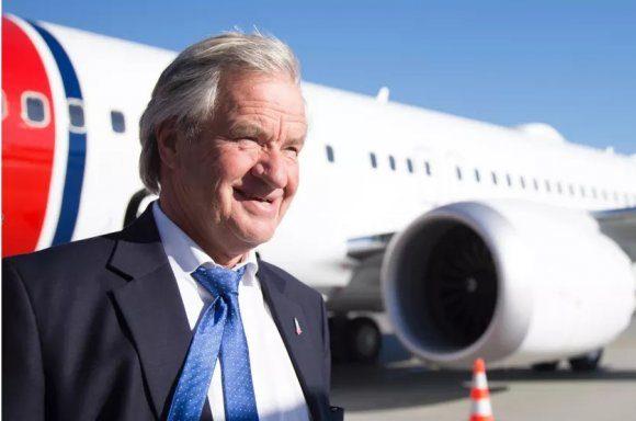 Kjos, Norwegian: «Diverse offerte di acquisto. Anche da Lufthansa»