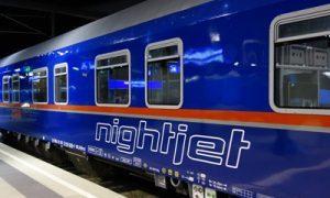 Weekend a Salisburgo con il treno notturno ÖBB Nightjet