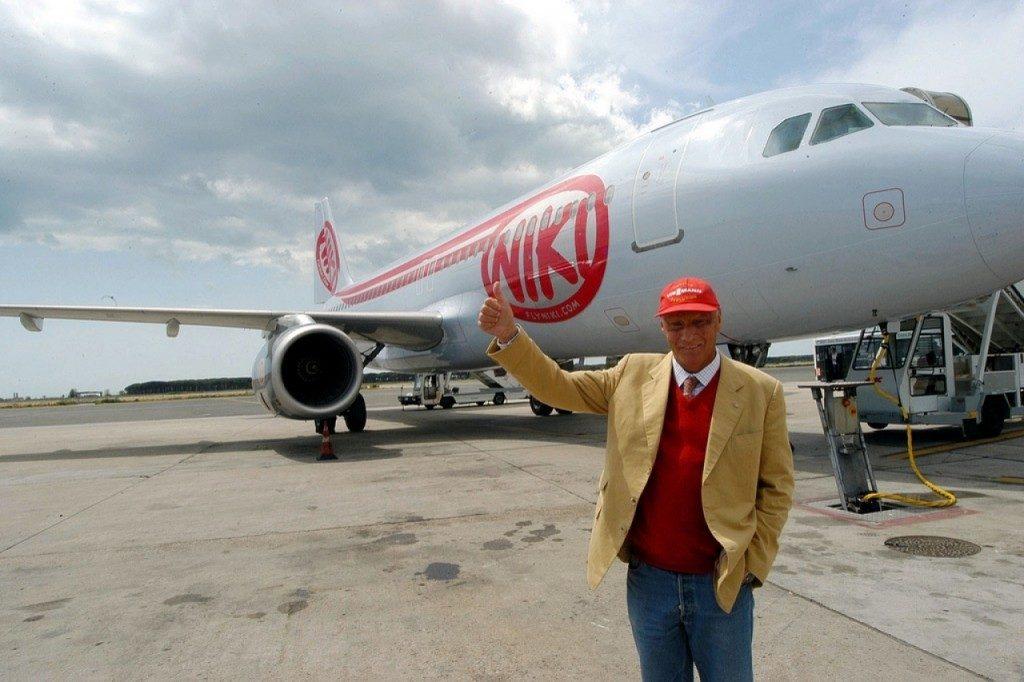 Niki Lauda: «Lufthansa vuole distruggere la compagnia che ho fondato»