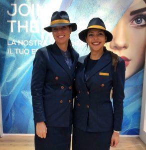 Blue Panorama: boom di richieste per le assunzioni di assistenti di volo