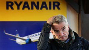 Ryanair vuole sospendere i voli per protestare contro la Brexit