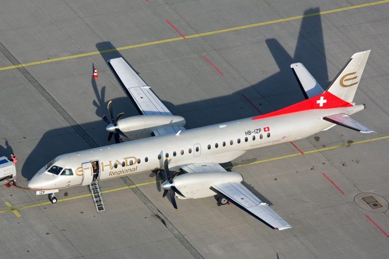 Darwin Airline passa da Etihad ad Adria Airways