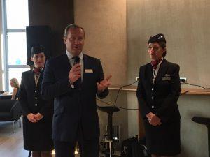 British Airways: a Roma la prima nuova lounge del mondo