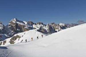 San Martino di Castrozza: torna il Salewa Get Vertical Winter Base Camp
