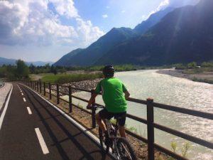 Ciclabile del Piave, itinerario in bici dal Bellunese a Jesolo