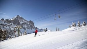 Veneto, ski area Civetta: dal 25 novembre si scia