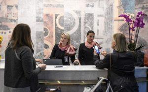 Plaza Premium Lounge di Fiumicino, accesso agevolato per i partner