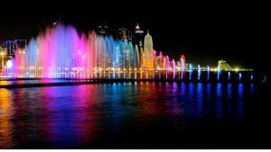 In Qatar per l'evento dedicato allo shopping