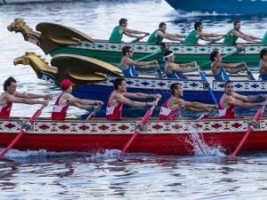 Amalfi festeggia la regata delle Repubbliche Marinare