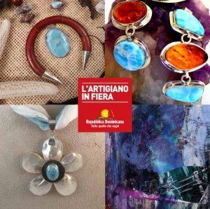 La Repubblica Dominicana e i suoi gioielli all'Artigiano in Fiera