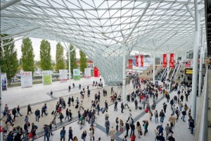 Regione Lombardia inaugura l'Infopoint a Rho Fiera Milano