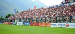 Il Trentino protagonista del calcio italiano