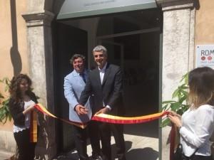 Inaugurata la Roma Free Lounge