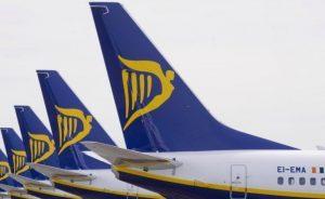 Ryanair sospende le rotte dall'Italia alla Giordania, dal 12 al 31 marzo