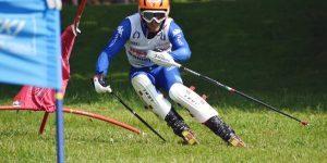 Sull'Alpe Cimbra, a Lavarone la nazionale sci d'erba, sognando la Coppa del Mondo 2021