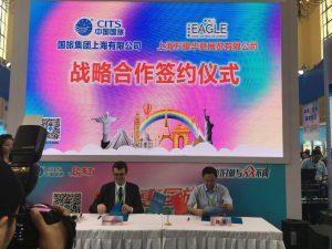 Eagle firma accordo con Cits Group per lo sviluppo del turismo cinese