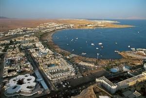 Ancona: è decollato oggi il primo volo per Sharm El Sheikh targato Eden Viaggi