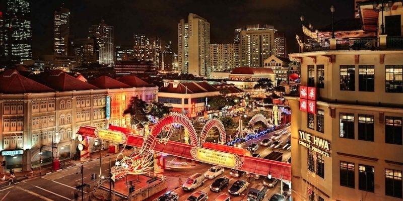 Naar e Geo portano gli agenti a Singapore e Bali