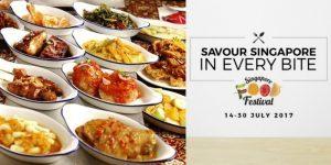 Singapore Food Festival, appuntamento dal 14 al 30 luglio