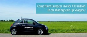 Europcar lancia Drive & Share in Germania e Danimarca