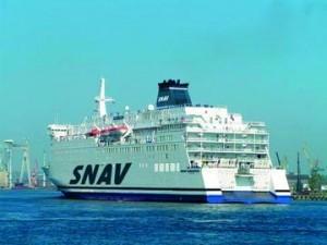 Snav rinnova i collegamenti da Napoli verso Ponza e Ventotene