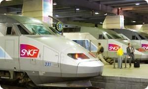 Sncf: aumentano le frequenze Tgv fra Milano e Parigi