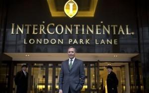 InterContinental: 600 milioni di sterline di prestito dal governo britannico