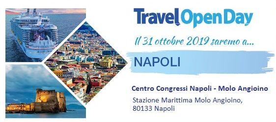 A Napoli il Travel Open Day con visita della Royal Caribbean Celebrity Edge