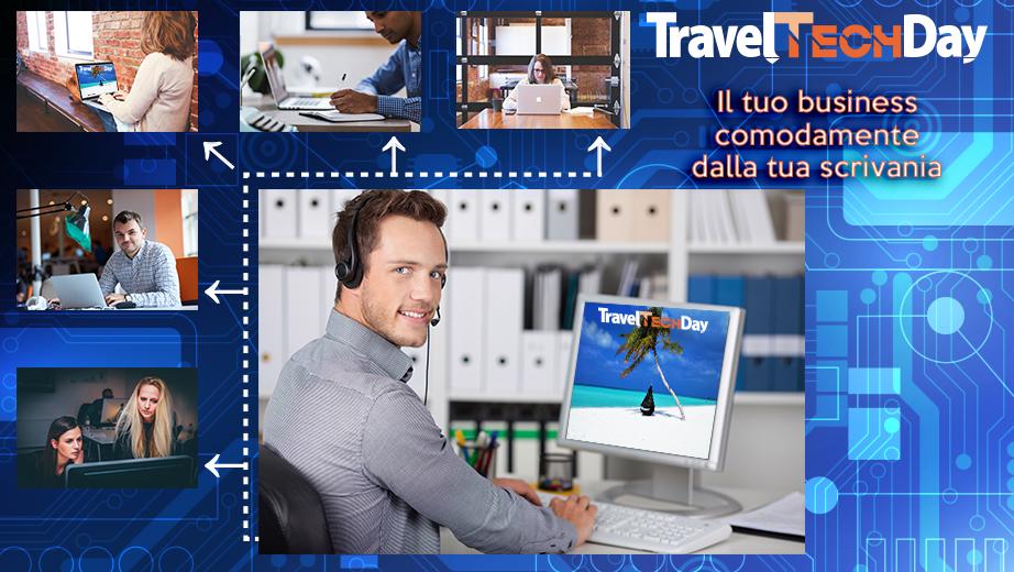 """Il gruppo Travel lancia la campagna: """"Non lasciamoci soli"""""""