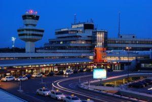 Crollo verticale (-64%) per i due aeroporti di Berlino