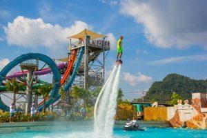Il Ramayana Water Park di Pattaya tra le attrazioni Top 10 di TripAdvisor