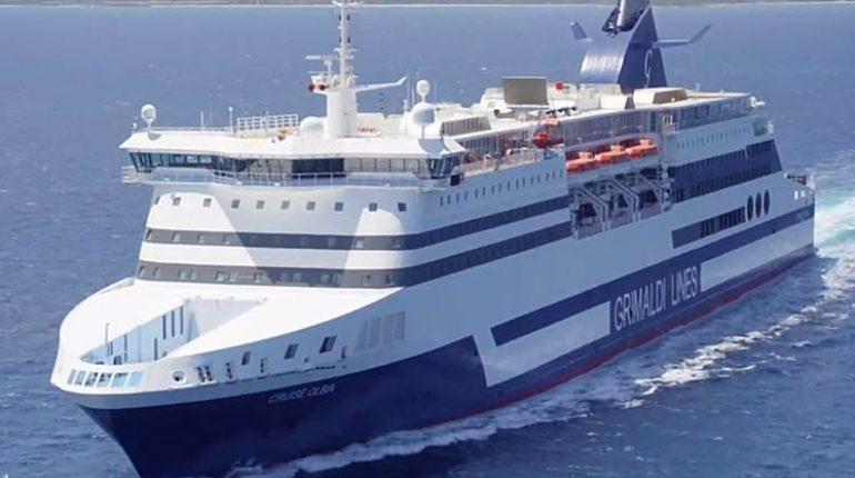 Grimaldi Lines: 20% di sconto con l'advanced booking