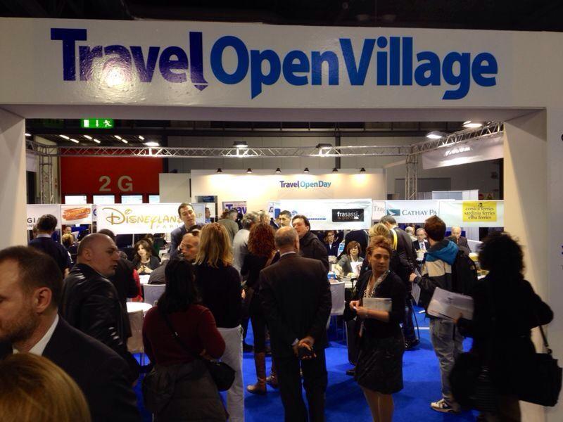 Travel Open Village Bit 2014, nel primo giorno 180 adv partecipanti