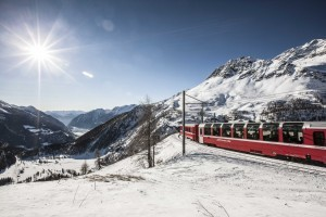 Trenino Rosso del Bernina, offerta per due da prenotare online