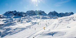Aperta la stagione dello sci in Trentino