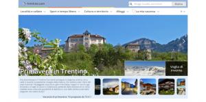 Nasce Trentino.com, informazioni turistiche online in tre lingue
