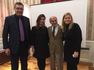 Uzbekistan: un altro incontro con i dmc in ambasciata a Roma