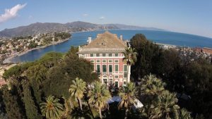 Marina Genova presenta i tour in barca tra i grandi giardini liguri