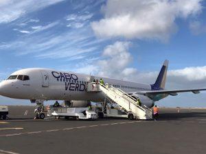 Cabo Verde Airlines riprotegge i passeggeri dopo la sospensione dei voli