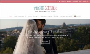 Nasce Wedding Scenario: per l'organizzazione a 360° dei matrimoni in Italia