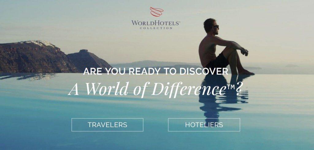 WorldHotels sceglie Interface Tourism come ufficio stampa