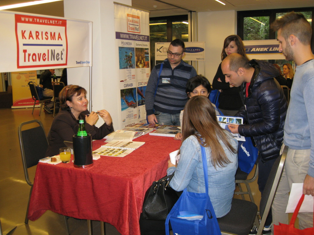 Travel Open Day - Bari 25 novembre 2014